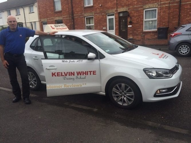 Mike Harwood Exeter Driving Instructor
